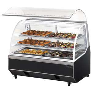 TURBO AIR TB-5 Non-Refrigerated Bakery Case