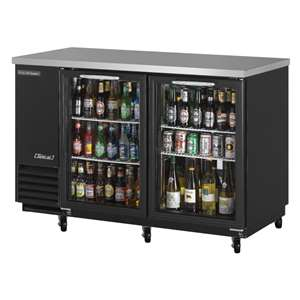TURBO AIR TBB-2SG Back Bar Cooler