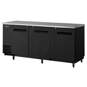 TURBO AIR TBB-4SB Back Bar Cooler