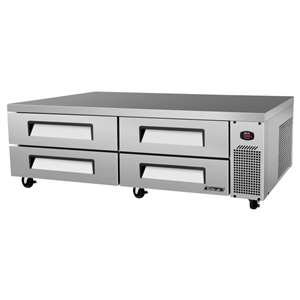 TURBO AIR TCBE-82SDR Refrigerated Chef Base