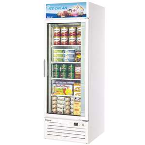 TURBO AIR TGF-23F Glass Door Freezer Merchandiser