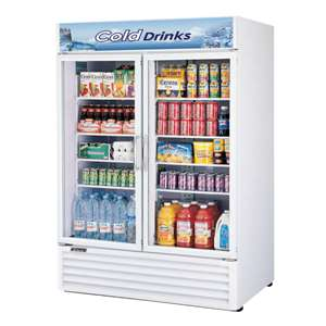 TURBO AIR TGM-50RS Glass Door Refrigerated Merchandiser