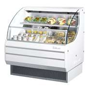 TURBO AIR TOM-40L Horizontal Open Display Refrigerated Merchandiser