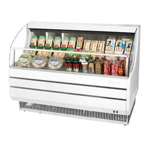 TURBO AIR TOM-50S Horizontal Open Display Refrigerated Merchandiser