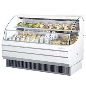 TURBO AIR TOM-60L Horizontal Open Display Refrigerated Merchandiser