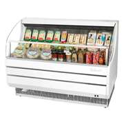 TURBO AIR TOM-60S Horizontal Open Display Refrigerated Merchandiser