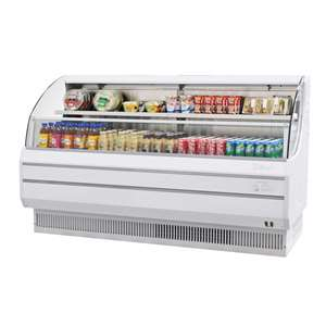 TURBO AIR TOM-75L Horizontal Open Display Refrigerated Merchandiser