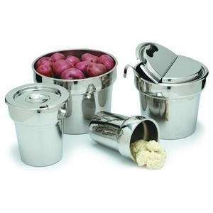 Welbon 11 Qt. Commercial Stainless Steel Inset Pan soup warmer SW-11SP