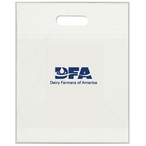 DFA 100% Recyclable Plastic Bag