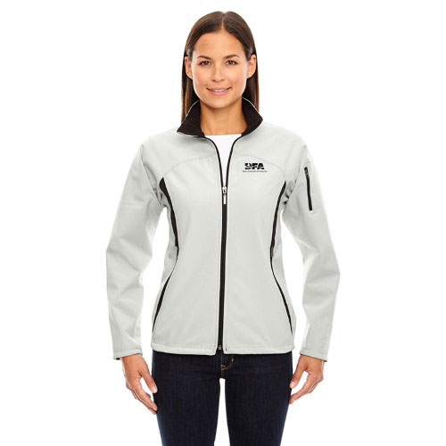 North End Women's 3 Layer Soft Shell Jacket