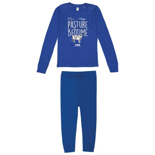 Youth and Toddler Pasture Bedtime Pajamas