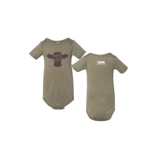 Infant New to the Herd Onesie