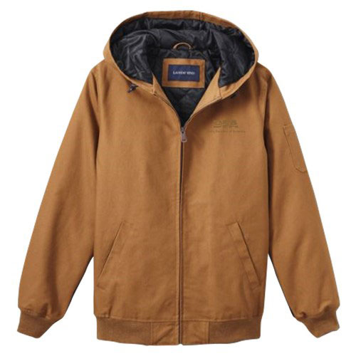 Hooded Work Jacket
