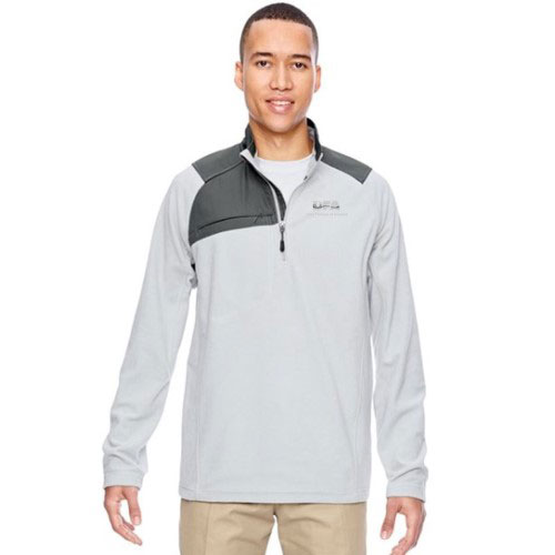 North End Men's Fleece1/2 Zip