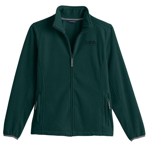 Lands' End Women's ThermaCheck 200 Jacket