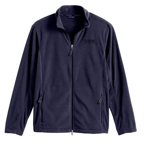 Lands' End Men's ThermaCheck 100 Jacket