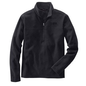 Lands' End Men's ThermaCheck 1001/2-Zip Pullover