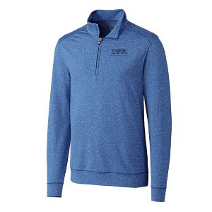 Cutter & Buck  Men's Shoreline ½ - Zip