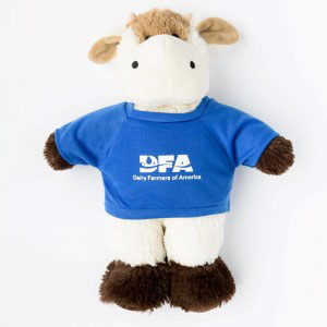 Warmies  Cozy Plush Cow