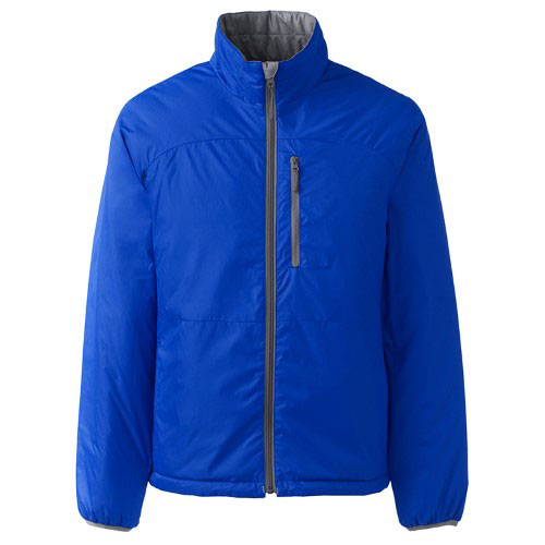 Lands' End Men's Reversible Jacket