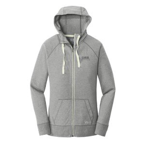 New Era Ladies Zip Hoodie
