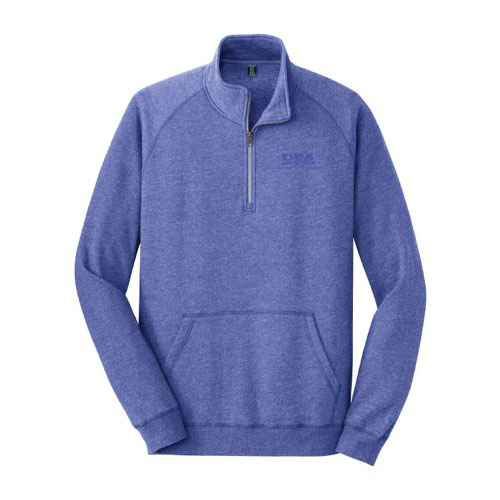 District Made Half Zip Pullover
