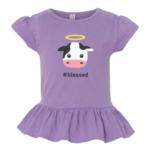 Toddler's Blessed T-shirt