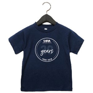Toddler's 20 years T-shirt