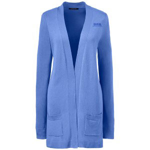 Women's Performance Long Open Cardigan