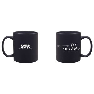 DFA Milk First Coffee Mug