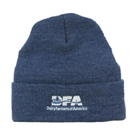 DFA Knit Hat with Cuff