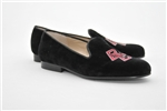Men's BOSTON COLLEGE Black Suede Shoe