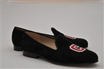 Men's COLGATE Black Suede Shoe