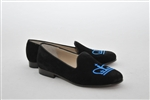 Men Columbia Crown Black Suede Shoe