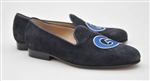 Men's GEORGETOWN Blue Suede Shoe