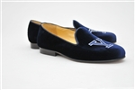Men's YALE Blue Velvet Shoe
