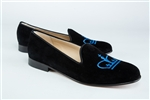 Women's Columbia Crown Black Suede Shoe