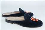 Women's SYRACUSE Blue Suede Shoe