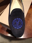 Women's United States Air Force Blue Suede Loafer