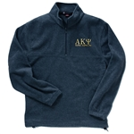 Quarter-Zip Fleece Pullover