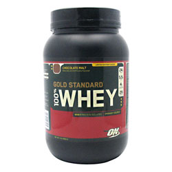 Optimum Nutrition Gold Standard 100% Whey Chocolate Malt 2 lb