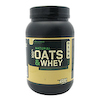 Optimum Nutrition Natural 100% Oats and Whey Milk Chocolate 3 lb