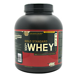 Optimum Nutrition Gold Standard 100% Whey Chocolate Coconut 5 lb