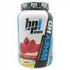 BPI WHEY-HD STRAWBERRY CAKE 25 SERVINGS
