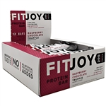 FitJoy Nutrition FitJoy Bar Raspberry Chocolate Truffle -12 Bars