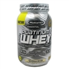 MUSCLETECH ESSENTIAL SERIES 100% PLATINUM WHEY VANILLA CAKE 2 lbs (910g)