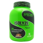 Species Nutrition Isolyze 44 Serving Chocolate Milk