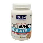 Low Carb. Supports Lean Muscle Maintenance. High Protein Shake With Whey Protein Isolate. Advanced Formulation With L-Carnitine. USN's Diet Whey Isolate represents the newest and most advanced technology in supplementing a weight management