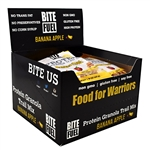 Bite Fuel Protein Granola Trail Mix Banana Apple Flavor, 1.1 Ib