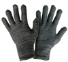Winter Style Black Warm Smartphone Gloves by Glider Gloves
